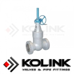 Flanged Pressure Seal Gate Valve