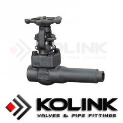 Extended Body Forged Steel Gate Valve