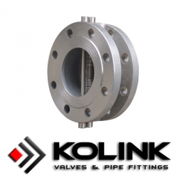 Flanged Dual-plate Wafer Check Valve