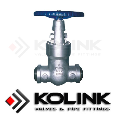 Pressure Seal Gate Valve BW End