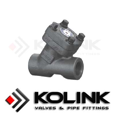 Forged Steel Piston Check Valve (Y Type)