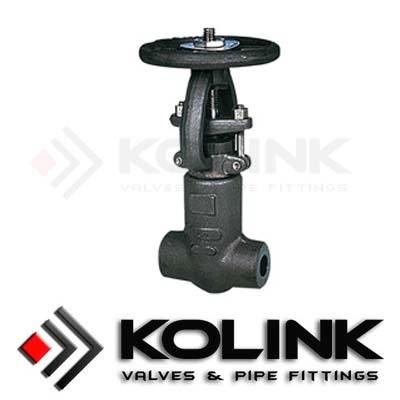 Forged Steel Gate Valve (Pressure Seal Bonnet)