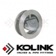 tilting disc wafer check valve