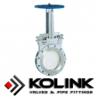 Full Flanged Knife Gate Valve