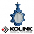 Full PTFE Lined Butterfly Valve
