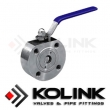 Forged Steel Wafer Ball Valve