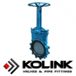 Knife Gate Valve with Replaceable Rubber Seat