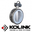 Stainless Steel PTFE Lined Butterfly Valve