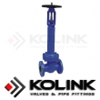 Cast Steel Bellows Seal Gate Valve